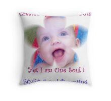www.fathers4equality-australia.org Throw Pillow