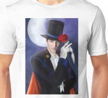 Keegan Allen as Tuxedo Mask Unisex T-Shirt