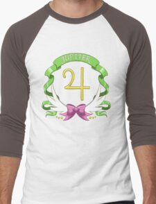Sailor Signs - Jupiter Men's Baseball ¾ T-Shirt
