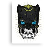Sugar Skull Series - Batman Canvas Print