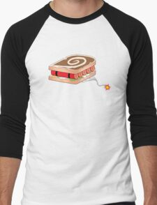 Dynamite Sandwich Men's Baseball ¾ T-Shirt