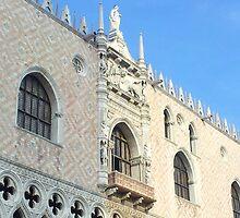 Piazza San Marco Balcony by thetutor