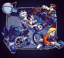 Super Kart Wars by Nathan Davis