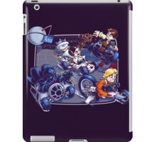 Super Kart Wars iPad Case/Skin