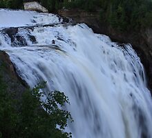 Montmorency Falls by Sean McConnery