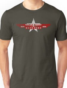 Red Wings - Stressed Unisex T-Shirt