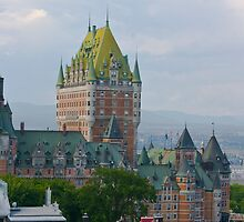 Château Frontenac by Sean McConnery