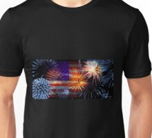 There was a fire-fight! Unisex T-Shirt