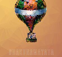 #hakunamatata by Happy Thoughts