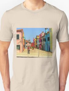 Vacation Photographer Unisex T-Shirt