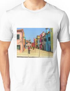 Vacation Photographer Unisex T-Shirt