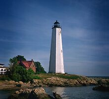 Lighthouse Point Park by vvfineartphotog
