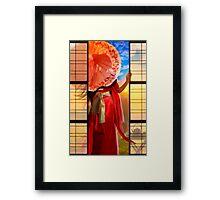 The Tea Maker's Daughter Framed Print