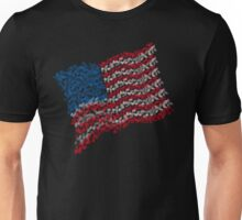 American star flag Unisex T-Shirt