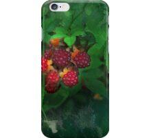 Wineberries iPhone Case/Skin