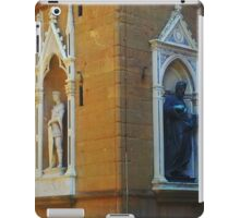 Florence Street Statues iPad Case/Skin
