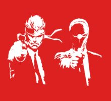 Metal Gear Fiction (Pulp Gear Solid) One Piece - Long Sleeve
