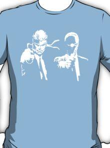 Metal Gear Fiction (Pulp Gear Solid) T-Shirt