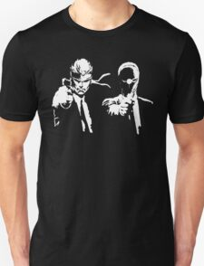 Metal Gear Fiction (Pulp Gear Solid) T-Shirt