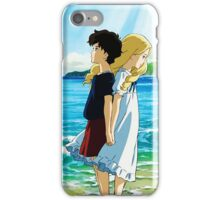 When Marnie was there iPhone Case/Skin