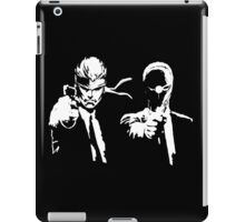 Metal Gear Fiction (Pulp Gear Solid) iPad Case/Skin