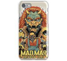 Mad Mar: Rainbow Road iPhone Case/Skin