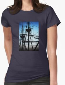 Masts Womens Fitted T-Shirt