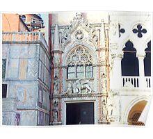 San Marco Gate Poster
