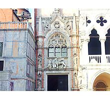 San Marco Gate Photographic Print