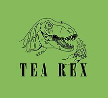 Tea-Rex by protestall
