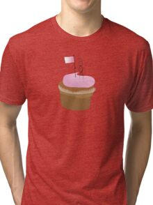 Cupcake Triumph Tri-blend T-Shirt