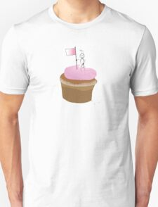 Cupcake Triumph Unisex T-Shirt