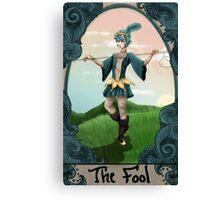 The Fool Canvas Print