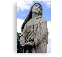 St. Joseph Catholic Cemetery - 5 Metal Print