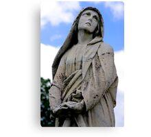 St. Joseph Catholic Cemetery - 5 Canvas Print