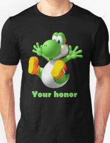 Yoshi in Your Honor T-Shirt