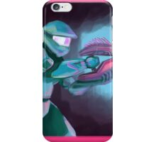 Master Chief with Needler iPhone Case/Skin