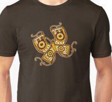 Butterfly Brown Unisex T-Shirt