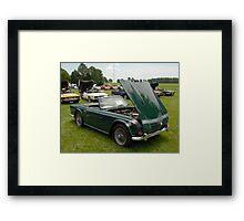 Triumph TR250 Framed Print