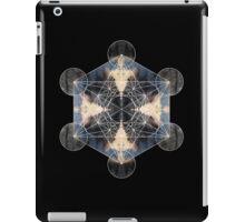 Metatron's Cube J/b iPad Case/Skin