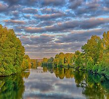 Snohomish River by CPAULFELL