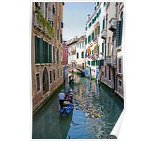 Gondolas Poster