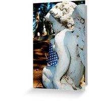 Patriot Angel Greeting Card