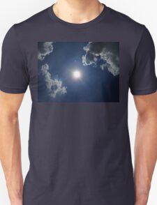 ©TSS The Sun Series LXII Halo IA. Unisex T-Shirt
