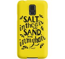 Salt & Sand Samsung Galaxy Case/Skin