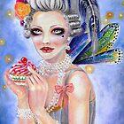 Marie Antoinette - Let them eat cupcake... by KimTurner