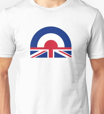 British Mods Unisex T-Shirt