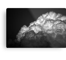 And The Sky Opened Up Metal Print