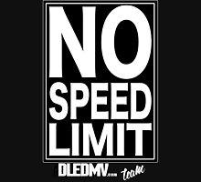 DLEDMV-No Speed Limit Unisex T-Shirt