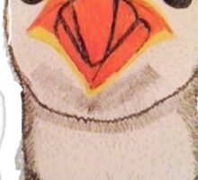 Rock Hopper Penguin Sticker
